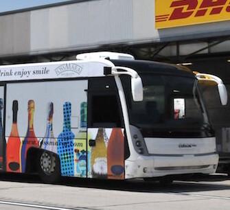 One way vetri autobus 4