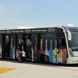 One way vetri autobus 2