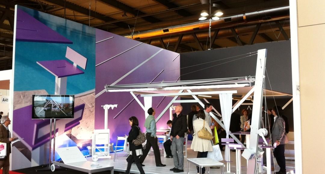 Stand al Salone del Mobile di Milano