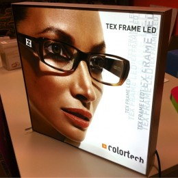 Tex-Frame Led h 50