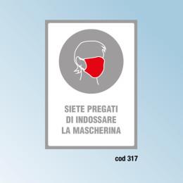 Cartello segnaletica 6
