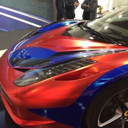Ferrari Wrapping
